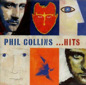 Phil Collins - ... Hits (CD-Album WEA/Face Value Records 3984-23795-2) 1998