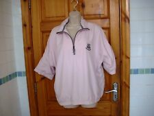 Womens Green Lamb golf jacket Dromoland Golf and Country Club Ireland size L