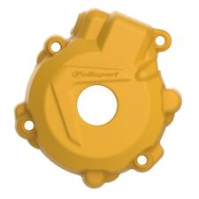 Apico Ignition cover KTM EXC-F250 14-16 EXC-F350 12-16  YELLOW