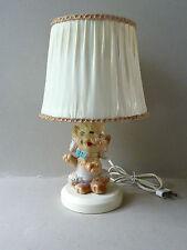 lampe kitsch pour enfant, chien pouet-pouet, vintage des années 70