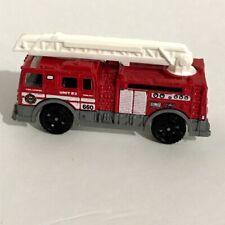 Matchbox 2004 FIRE LADDER TRUCK Mattel Red