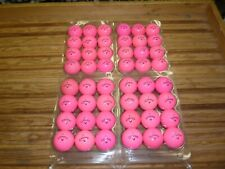 4 Dozen Used Callaway Super-Soft Pink Golf Balls in Aaaaa Condition!