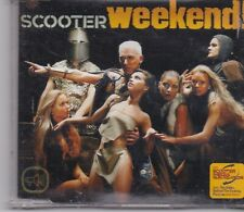 Scooter-Weekend cd maxi single