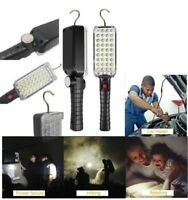 COB Inspection Lamp Work Light Rechargeable Handheld Torch Magnetic 34 LED