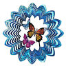stainless steel wind spinner 3D Butterfly