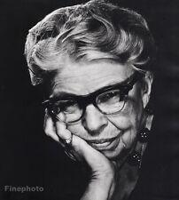 1962 Vintage 16x20 ELEANOR ROOSEVELT First Lady President Art ~ PHILIPPE HALSMAN