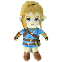 Zelda Breath Of The Wild Link 12 Inch Plush NEW IN STOCK