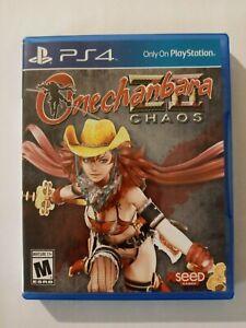 ONECHANBARA Z2 CHAOS (Playstation 4, 2015) PS4