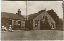 BLACKNESS SQUARE - West Lothian Postcard (P2051)