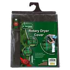 Rotary Washing Line Cover Parasol Cover Airer Drier Waterproof Free P&P