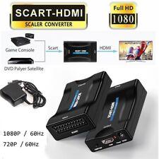 1080p euroconector a HDMI Audio y Vídeo Adaptador del convertidor Smartphone