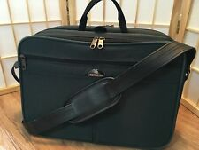 Samsonite Overnight Laptop Accessories Toiletries Bag, Carry On 7d822b9986