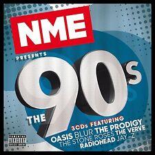 Various – NME Presents The 90's  Cd Sigillato (3 disc-set)