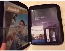 MAGAZINE FOLDER, For REGIONAL CONVENTION INVITATIONS, Jehovah's Witness