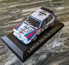 Lancia Delta S4 1/43 Toivonen RAC Rally 1985