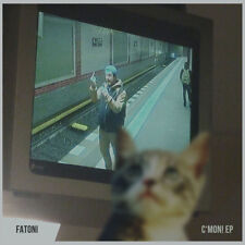 Fatoni - C'Mon EP (Vinyl LP - 2015 - DE - Original)