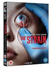 The Strain Complete Series 1 DVD All Episode First Season Original UK NEW R2