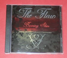 The Flaw - Burning skies -- CD / Metal
