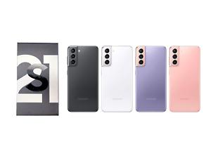 Fully Unlocked Samsung Galaxy S21 5G SM-G991U [New Unused]