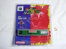 NEW Super Mario 64 110 Pocket Camera SEALED Rare 1997 Nintendo Film Camera