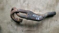 Honda xr 250 r exhaust header pipe