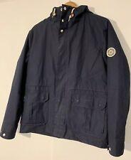 Mens Navy Norse Project Nunk Jacket - Size Medium