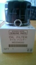 GENUINE MITSUBISHI OIL FILTER WITH SUMP WASHER FOR EVO 7 / 8 / 9 AND 10