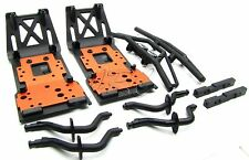 Savage X 4.6 Front/ Rear SKID PLATES BUMPERS 85234 HPI 109083