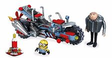 Mega Construx Despicable Me 3 Gru's Water Motorcycle Building Set Action Figure