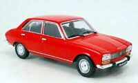 "NEX Models 1:18 PEUGEOT 504 in RED High Detail Model (Approx 12"")"