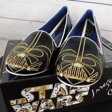 New Irregular Choice Disney Star Wars  Darth Vader Women's Flats Shoes Size 8.5