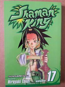 Shaman King: Volume 17 - Manga (Paperback 2014)