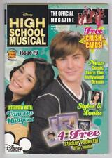High School Musical, Official Magazine #9  - Otter Press