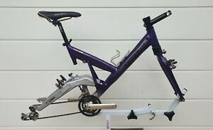 CANNONDALE SUPER V 3000 mtb mountain bike CODA MAGIC SHIMANO XT handbuilt USA