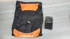 HEAD Racket Head Holder/Backpack & Sleeve NEW