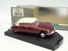 Vitesse 1/43 - Citroen DS 19 1957 Rouge