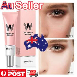 AU❤❤NEW W Pore Eraser Face Pre-Makeup Primer Concealer Foundation Anti Wrinkle!!