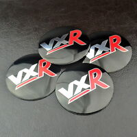 4PC*  56mm VXR Vauxhall Wheel Center Hubs Caps Badge Sticker Emblem