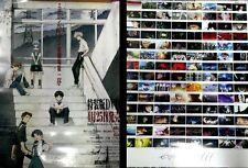 Promo B2 Poster Neon Genesis EVANGELION 2 Posters Not sale in store Japan GAINAX