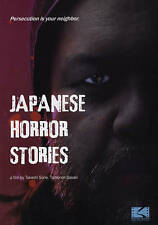 JAPANESE HORROR STORIES (DVD) NEW, HORROR!