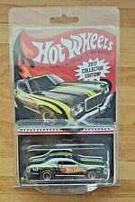 Hot Wheels 76 Ford Gran Torino, 2017 Collector Edition, Real Riders,  Mail In