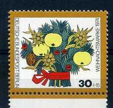 ALLEMAGNE Berlin 1974 timbre 445, fleurs, neuf**