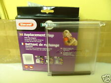 StayWell Small 700 Dog Clear Replacement Flap With Magnet V6233