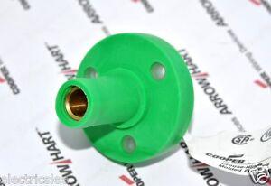 1pcs-COOPER E1015-1629 Cam-Lok J Power Female Receptacle 150A 600V - GREEN