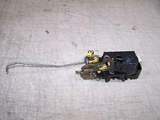 2002 Isuzu Rodeo Door latch door lock actuator Right front passenger side