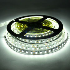 5M 2835 SMD Cool White Non-Waterproof 600 LEDs Strip Super Bright Flexible Light