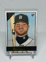 2020 Topps Gallery #92 Jake Rogers RC Detroit Tigers
