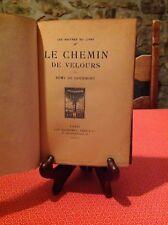 Rémy de Gourmont - Le chemin de velours - 1923 - B16