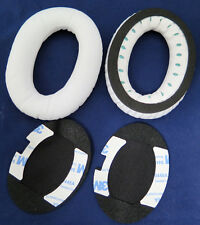 Coussin écouteurs tampons pour Bose QC2 QC15 AE2 ae2i QC25 BLANC