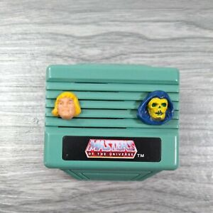 Rare 1984 Nasta Mattel Heman Skeletor MOTU Working Wrist Radio - Tested Works!